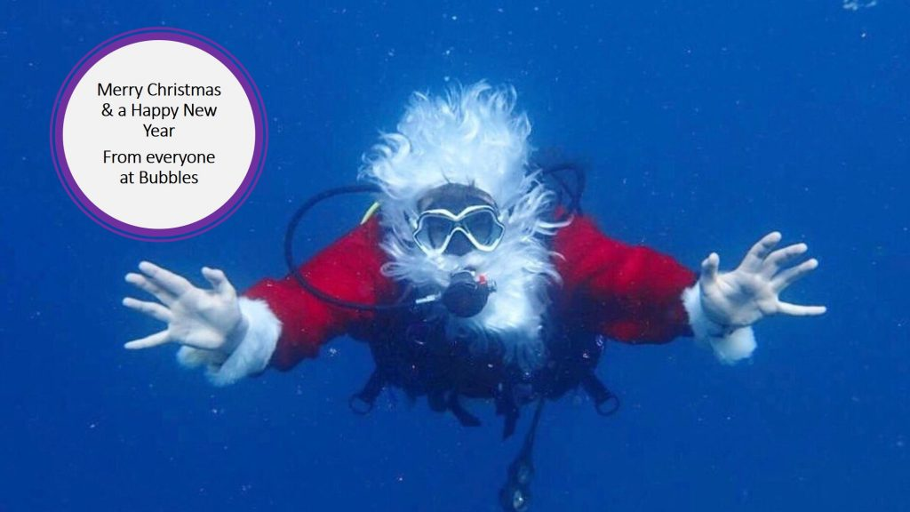 Christmas Diving Gozo